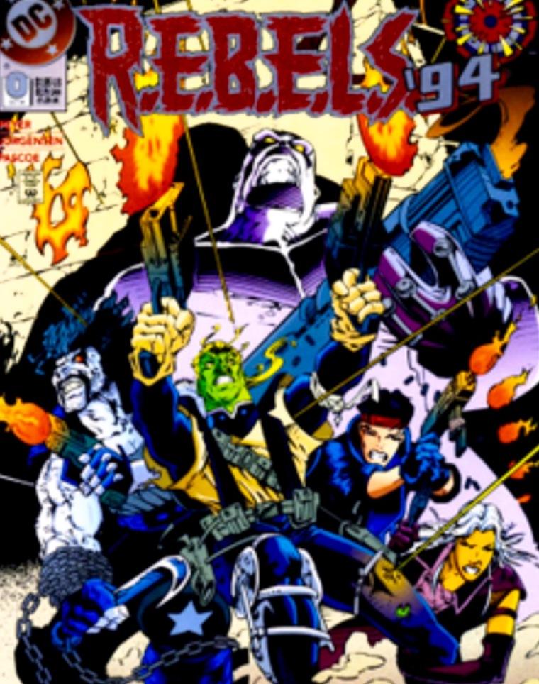 REBELS '94