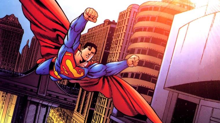 Superman-postcrisis